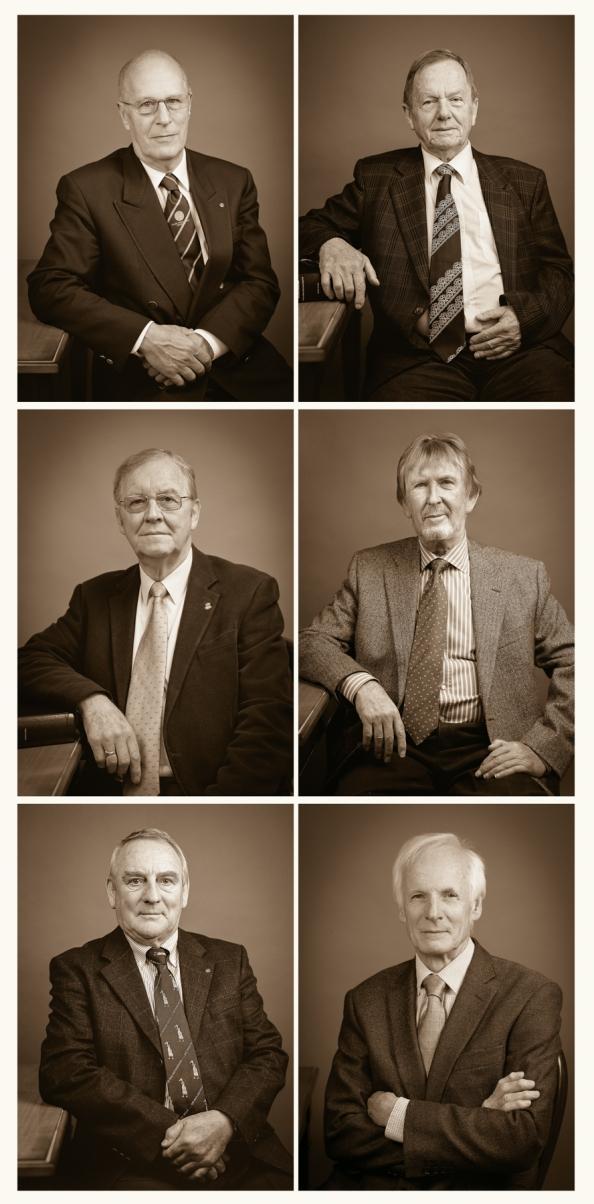 Members of Burnham Beeches Rotary