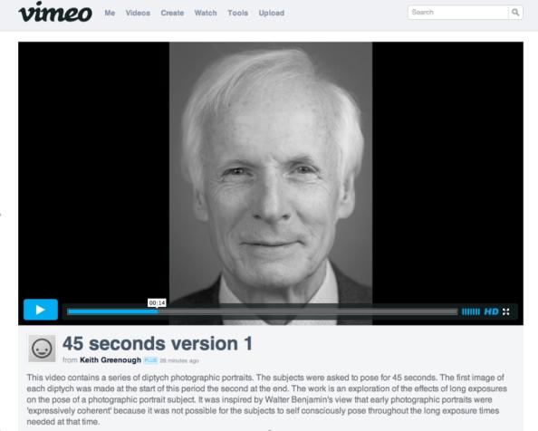 45 seconds video link