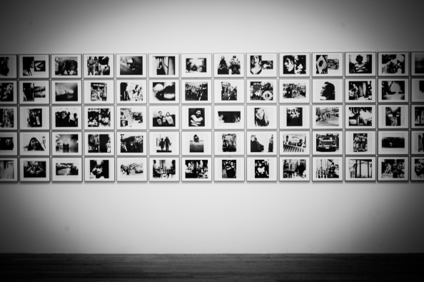 Japan A Photo Theatre by Daido Moriyama Klein/Moriyama Exhibition Tate Modern December 2012