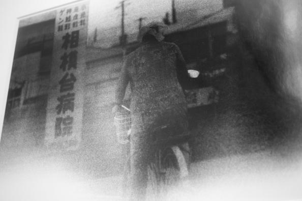 Photograph from Farewell Photography by Daido Moriyama Tate Modern December 2012
