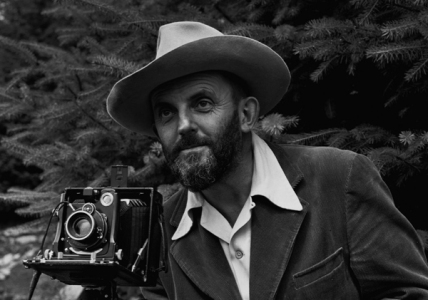Portrait of Ansel Adams