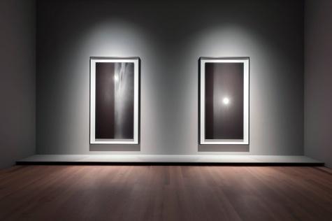 Revolution - Installation View © Hiroshi Sugimoto