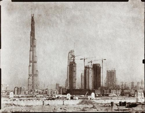 Dubai Transmutations ©Martin Becka