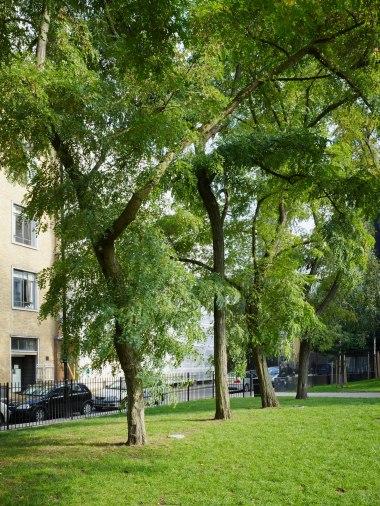 Altab Ali Park, Adler Street Whitechapel ©Keith Greenough 2013