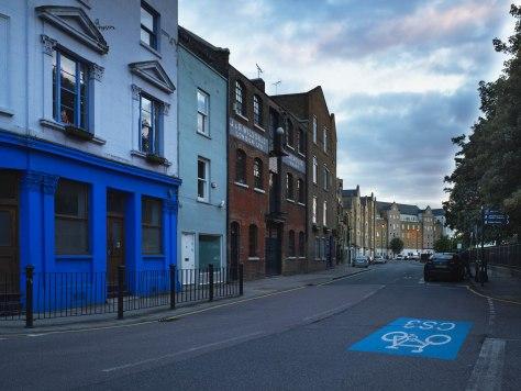 Narrow Street, Limehouse ©Keith Greenough 2013