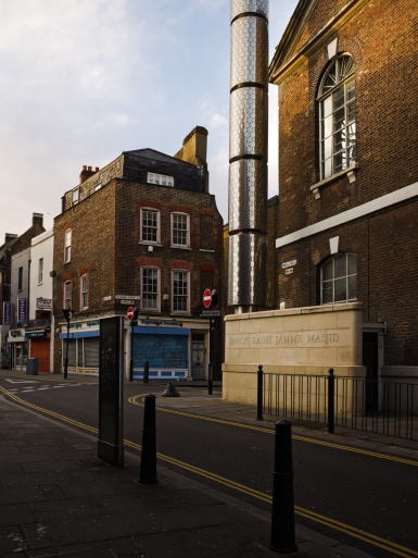 59 Brick Lane, Spitalfields November 2013