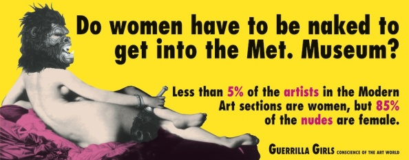 ©Guerrilla Girls