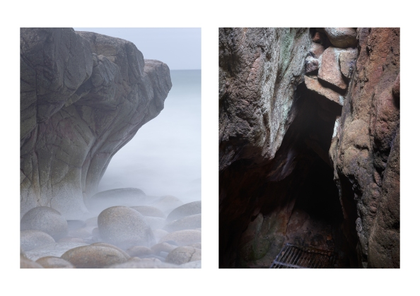 Diptych 2, Cornwall December 2013 ©Keith Greenough 2013