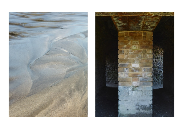Diptych 1, Cornwall December 2013 ©Keith Greenough 2013