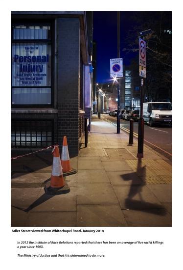 Adler Street, Whitechapel January 2014 2