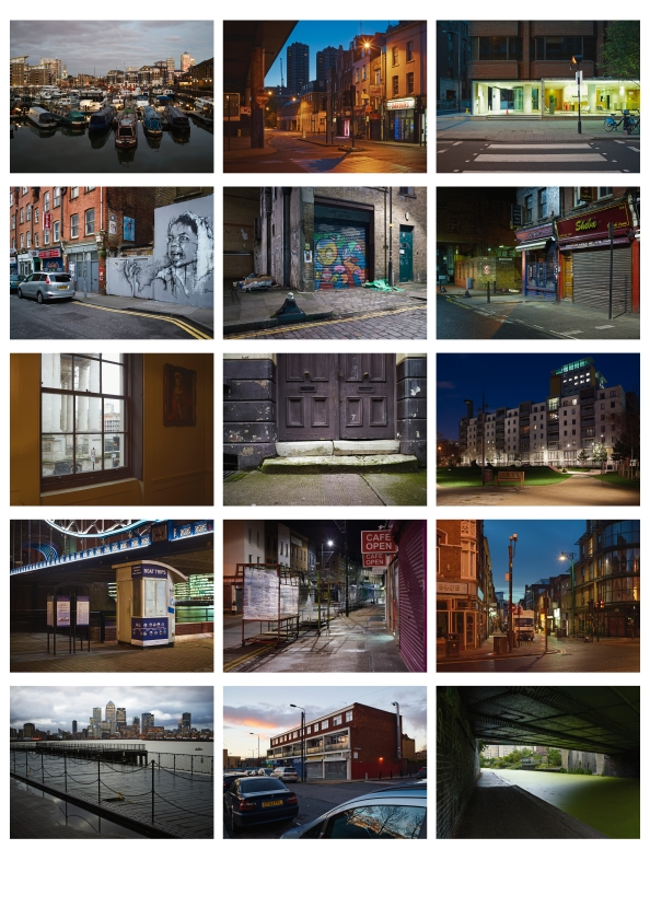 East End Project - Urban Landscapes 10th January 2014 ©Keith Greenough 2013