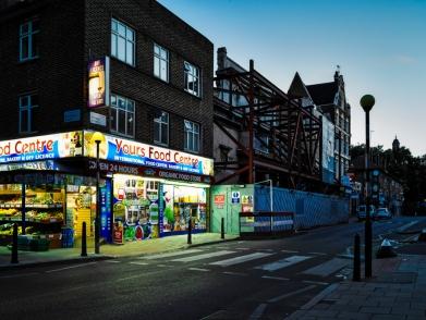 Pitfield Street