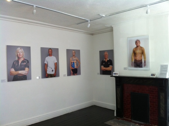[(6)] Bank Street Arts Exhibition Keith Greenough Gallery