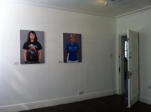 [(6)] Bank Street Arts Exhibition Keith Greenough Gallery