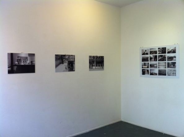 [(6)] Bank Street Arts Exhibition Pete Mansell Gallery