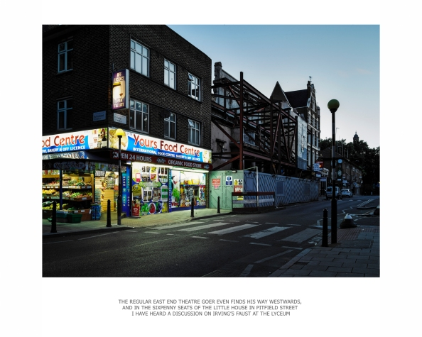 Pitfield Street, July 2014 Keith Greenough 2014