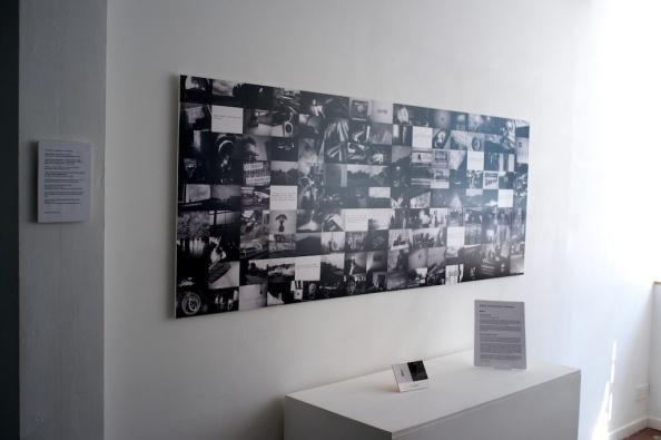 Part of RobTM's installation
