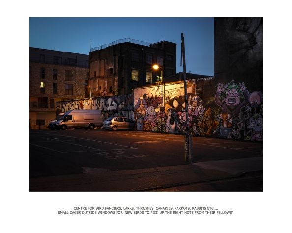 Sclater Street, July 2014 Keith Greenough 2014