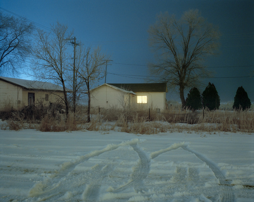 House Hunting (copyright Todd Hido)