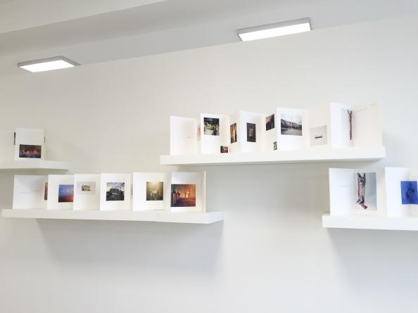 I shall Say Goodbye by Johanna Ward — Installation view