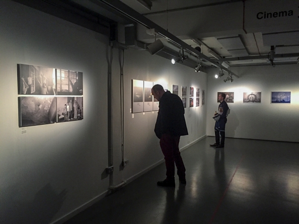 Photomonth Open 2014 - Installation view