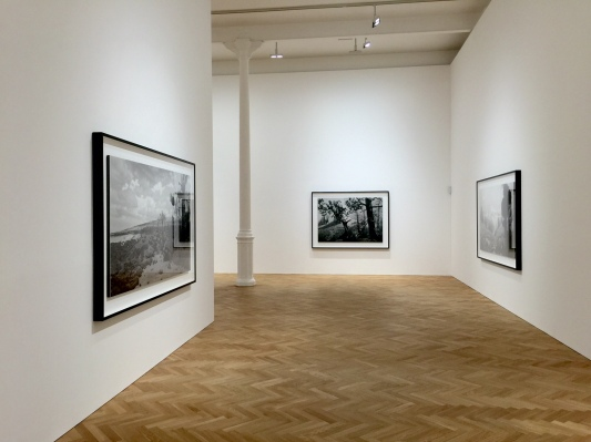 Still Life Exhibition Hiroshi Sugimoto Pace Gallery London Installation