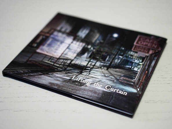 Lifting the Curtain - Book Format