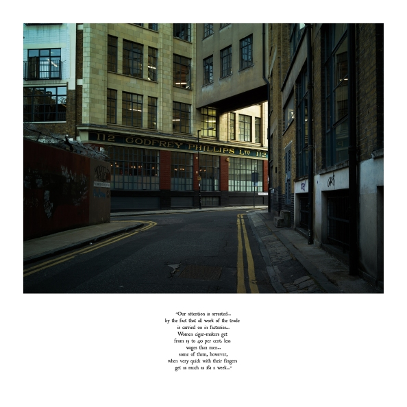 Jereme Street from Lifting the Curtain ©Keith Greenough 2014