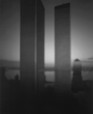 Hiroshi Sugimoto - World Trade Centre, 1977