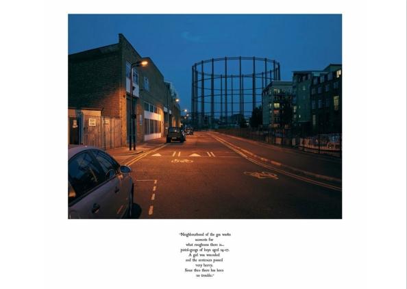 Memory Exhibition Oxford Keith Greenough Image