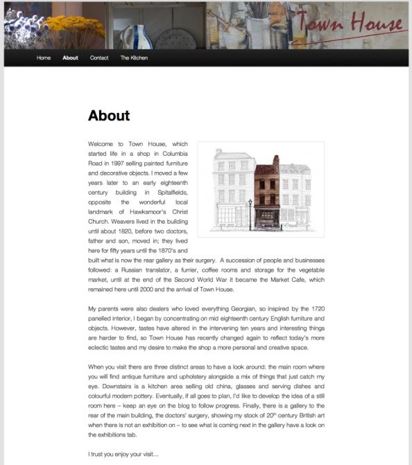 Town House Spitalfields