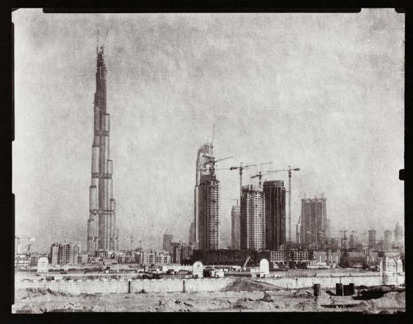 'Dubai Transmutations' ©Martin Becka