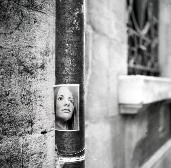 Girl, Arles 2013