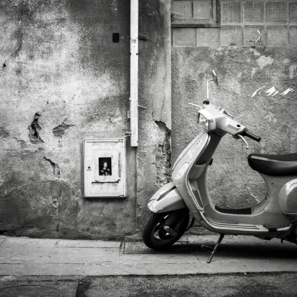 Scooter, Arles 2013