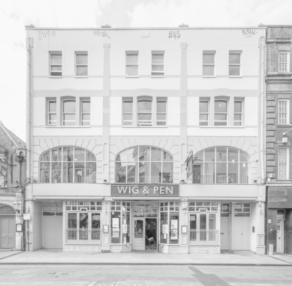 9-13 George Street - tailors, saddlers, bootmakers